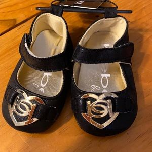 Bebe baby shoes 0-3 months